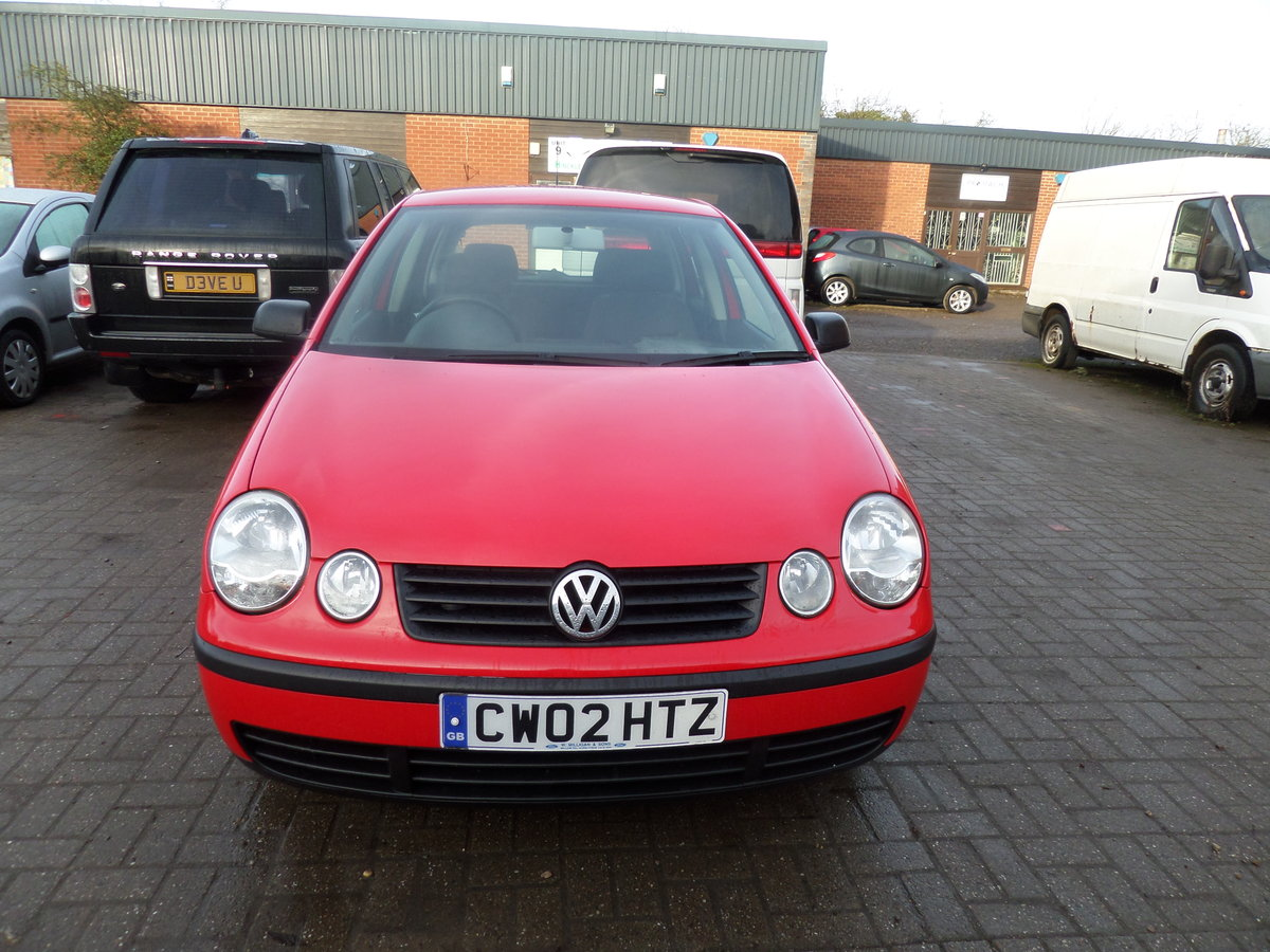 2002 POLO DIESEL 5 SPEED 5 DOOR 2020 MOT GOS GREAT F.S.H  132,000 For Sale (picture 4 of 6)