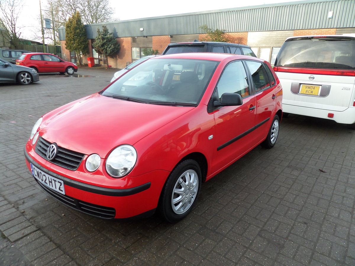 2002 POLO DIESEL 5 SPEED 5 DOOR 2020 MOT GOS GREAT F.S.H  132,000 For Sale (picture 5 of 6)