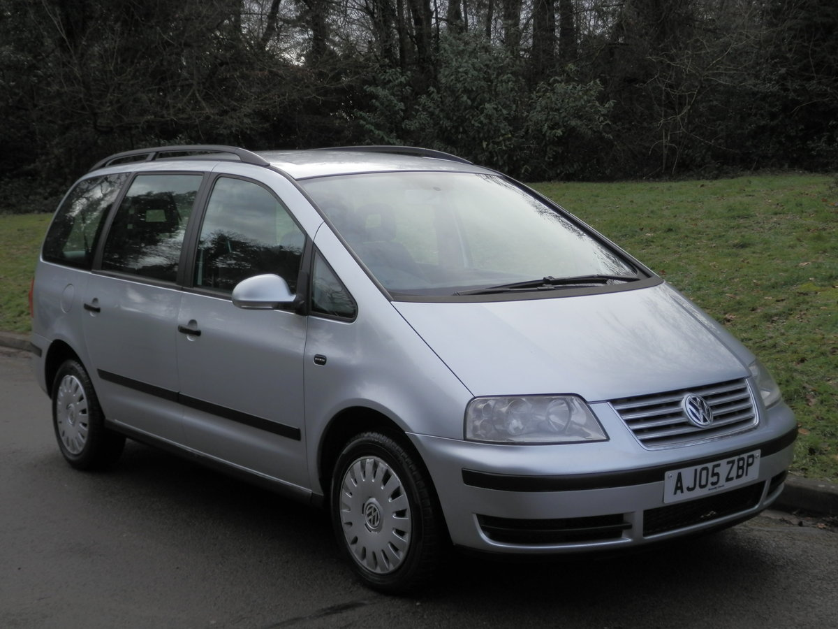2005 Bargain £400.. VW Sharan 1.9 TDi S.. Auto..  SOLD (picture 1 of 6)