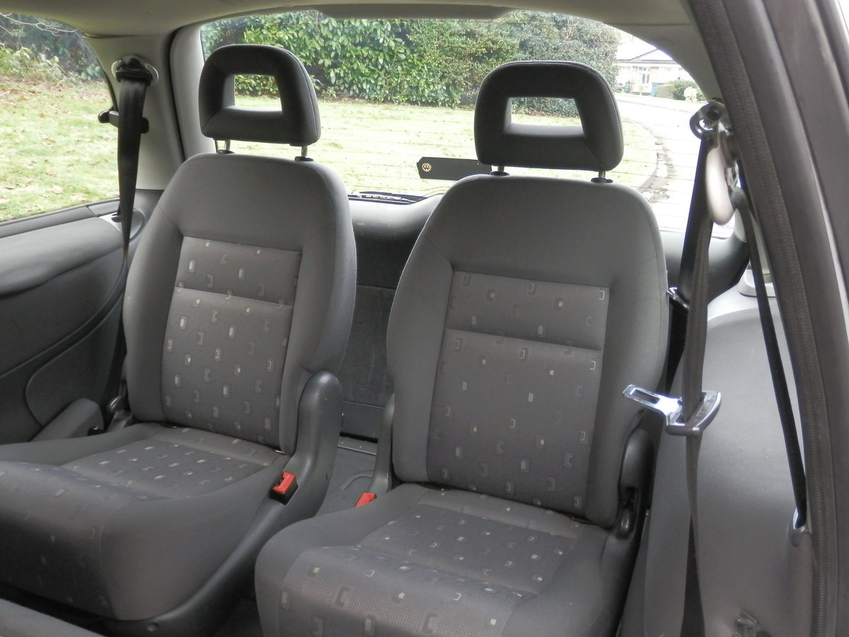 2005 Bargain £400.. VW Sharan 1.9 TDi S.. Auto..  SOLD (picture 4 of 6)