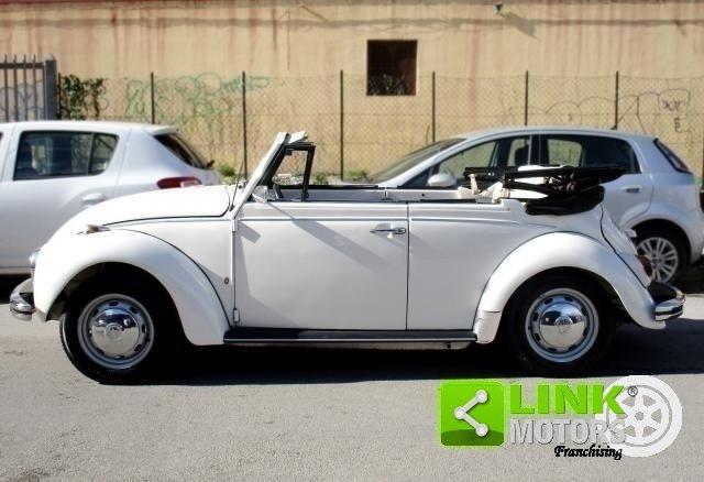 Volkswagen Maggiolino '15 AB1' Cabrio (1972) FIAS For Sale (picture 3 of 6)