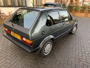 1983 VW Golf GTI Mk1 1.8 (Campaign) | Lhasa Green