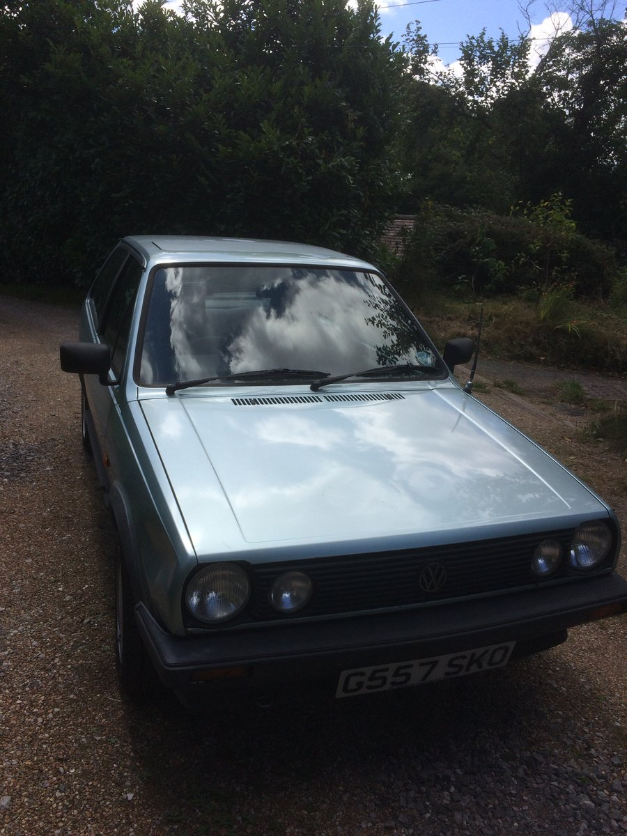 a409b3b40a ... 1990 Volkswagen Polo Coupe S Five Speed SOLD (picture 1 of 6) ...
