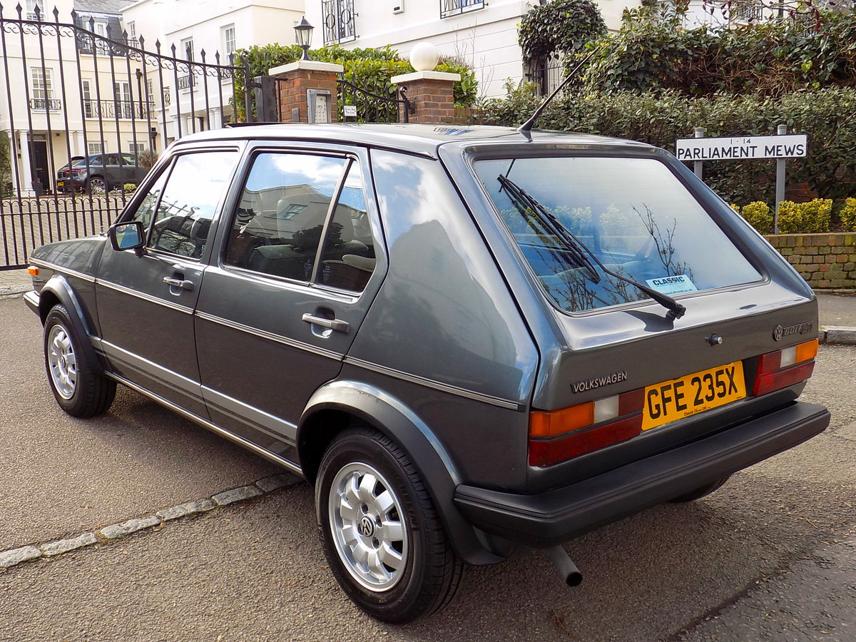 1982 VW Golf MK1 GTi 1.6 5 Door - LHD For Sale (picture 2 of 6)