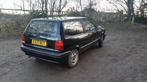 "1992 Volkswagen Polo ""Breadvan"" CL (rare black colour) For Sale"