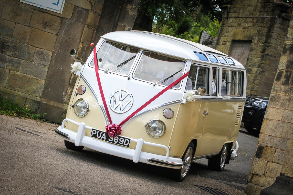 1966 Split Screen VW Samba Cherie For Sale (picture 1 of 6)