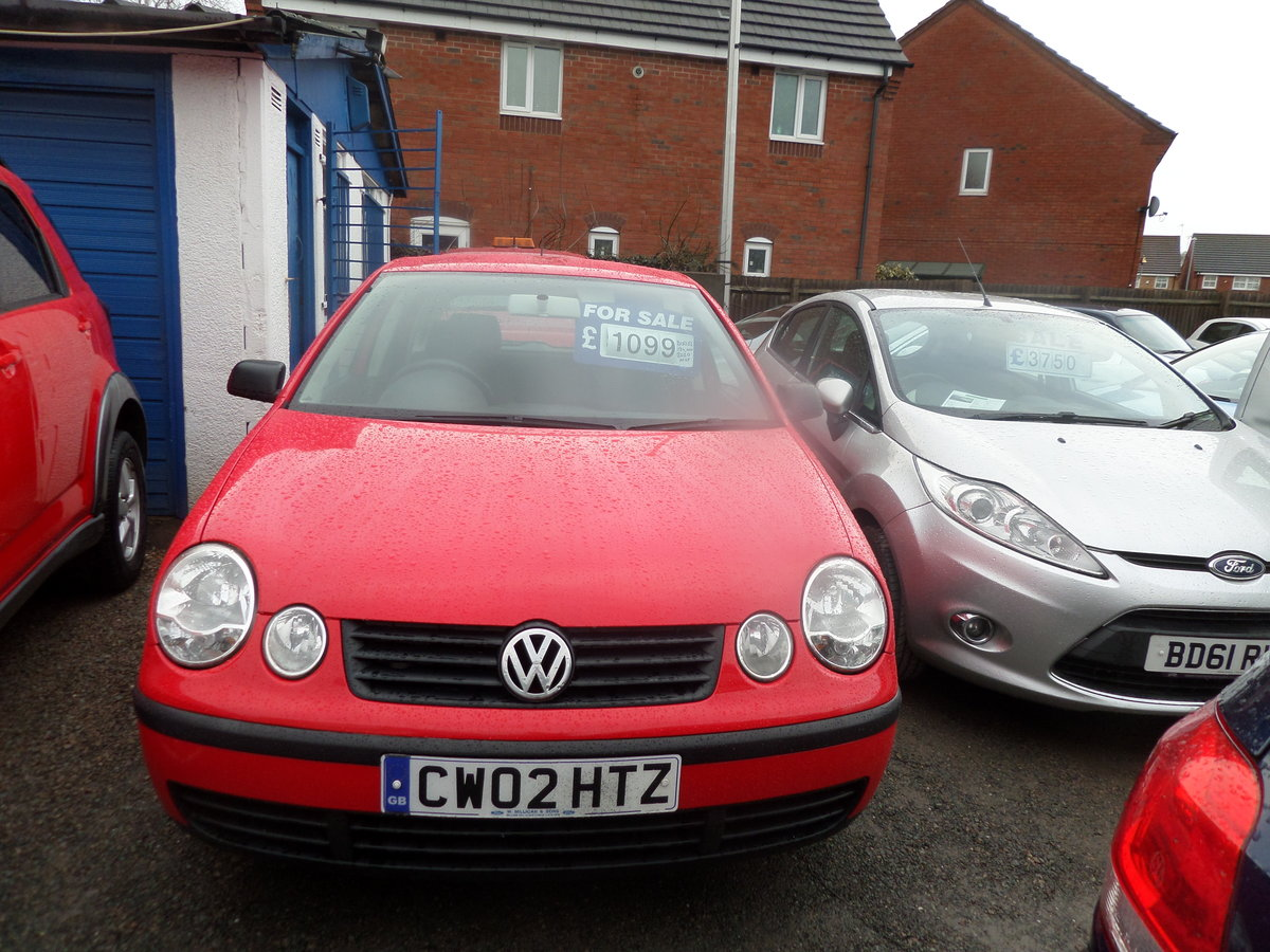 2002 POLO DIESEL 5 SPEED 5 DOOR 2020 MOT GOS GREAT F.S.H  132,000 For Sale (picture 6 of 6)