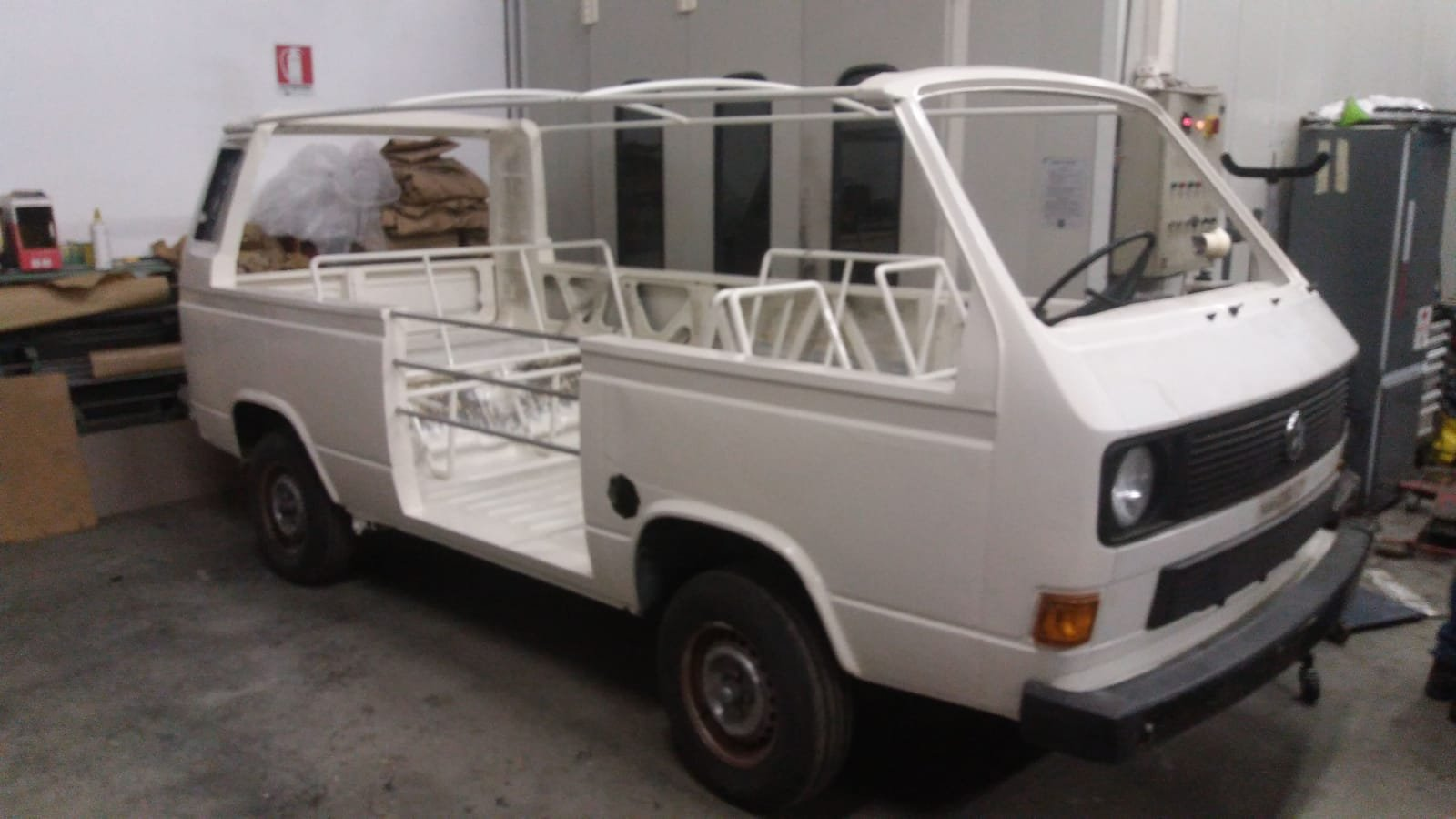 1980 WW Transporter T25 spider version For Sale (picture 1 of 6)