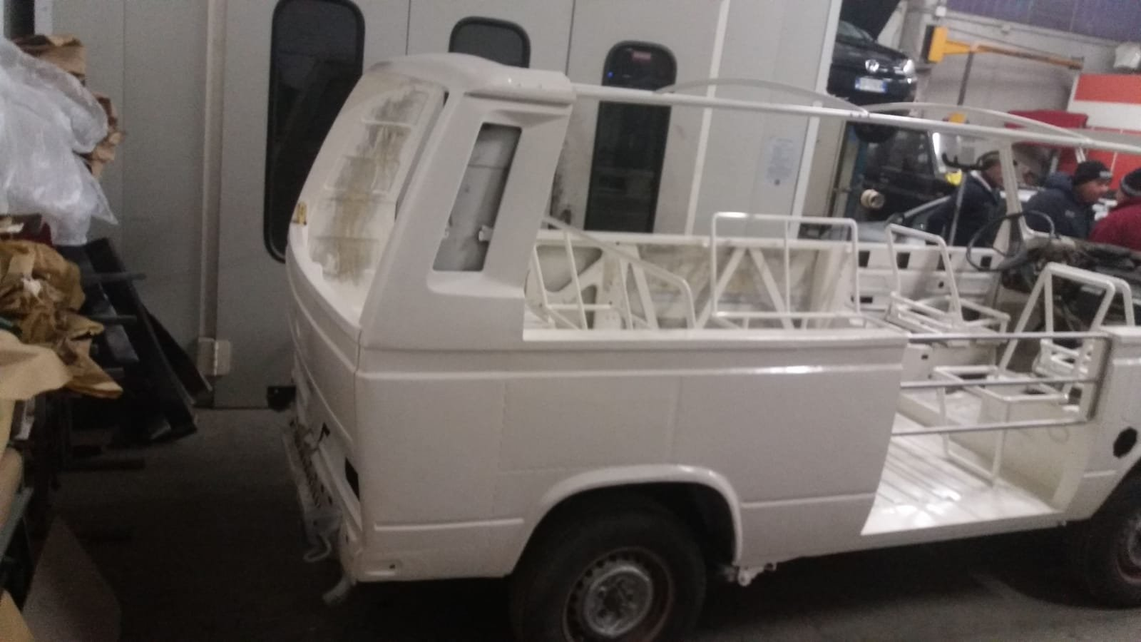 1980 WW Transporter T25 spider version For Sale (picture 4 of 6)