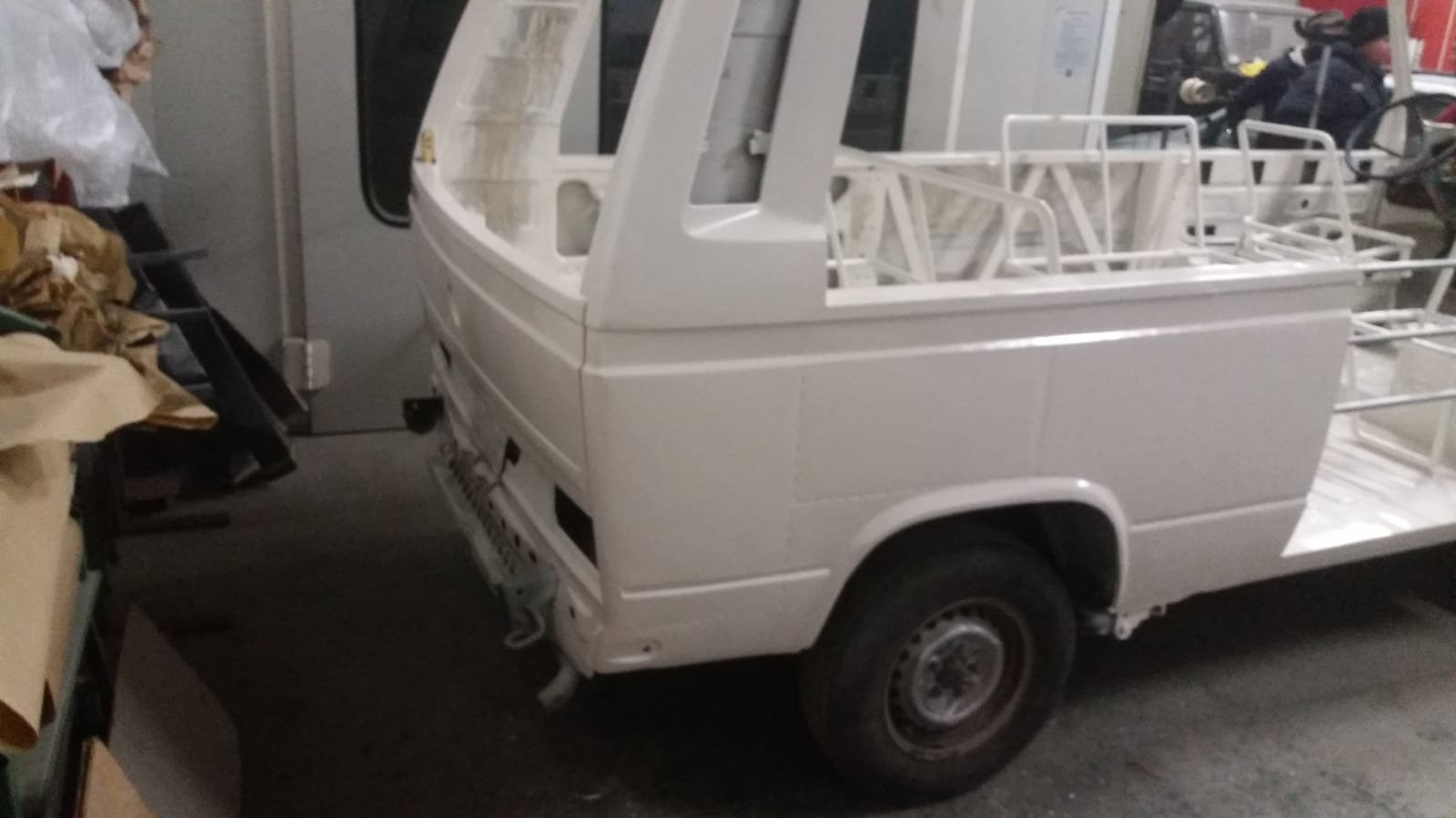 1980 WW Transporter T25 spider version For Sale (picture 5 of 6)