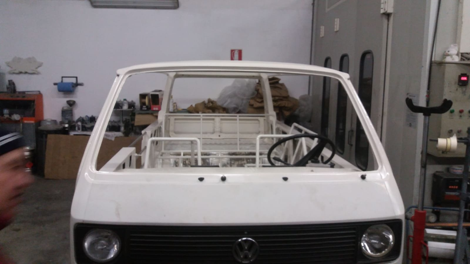 1980 WW Transporter T25 spider version For Sale (picture 6 of 6)