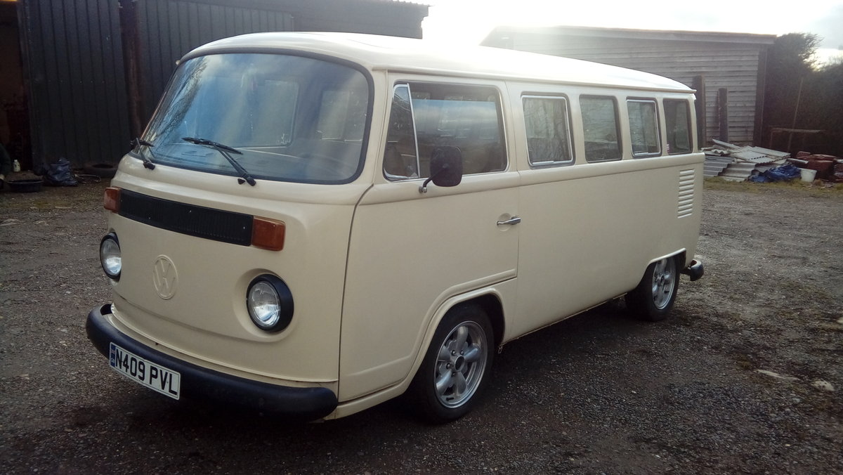 1996 VW Kombi 14 Window For Sale (picture 4 of 6)