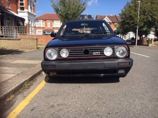 1990 VW Golf GTI 1.8 MK2 For Sale (picture 1 of 6)