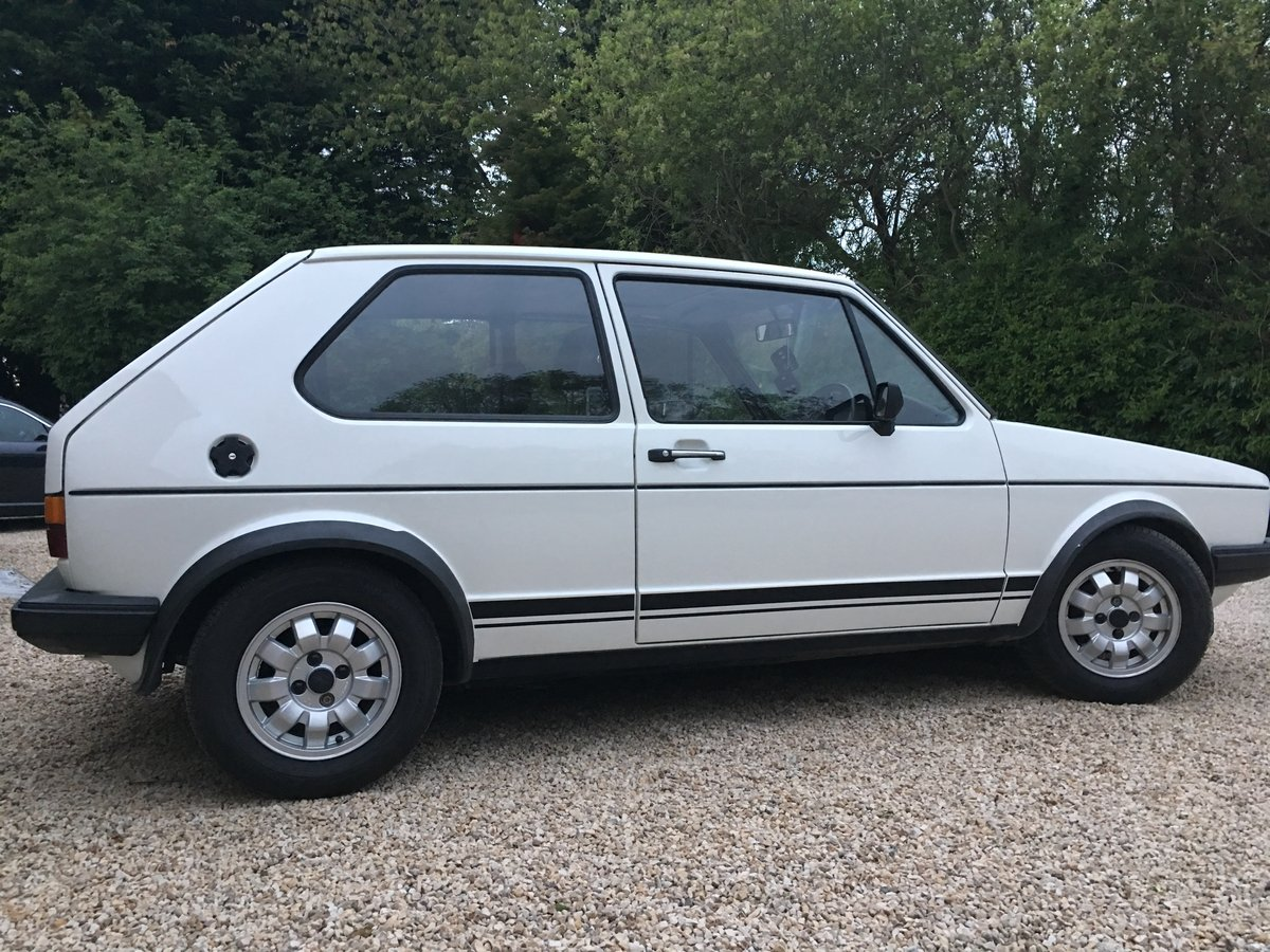 1981 Golf Gti Mk1 Expertly Restored For Sale (picture 3 of 6)