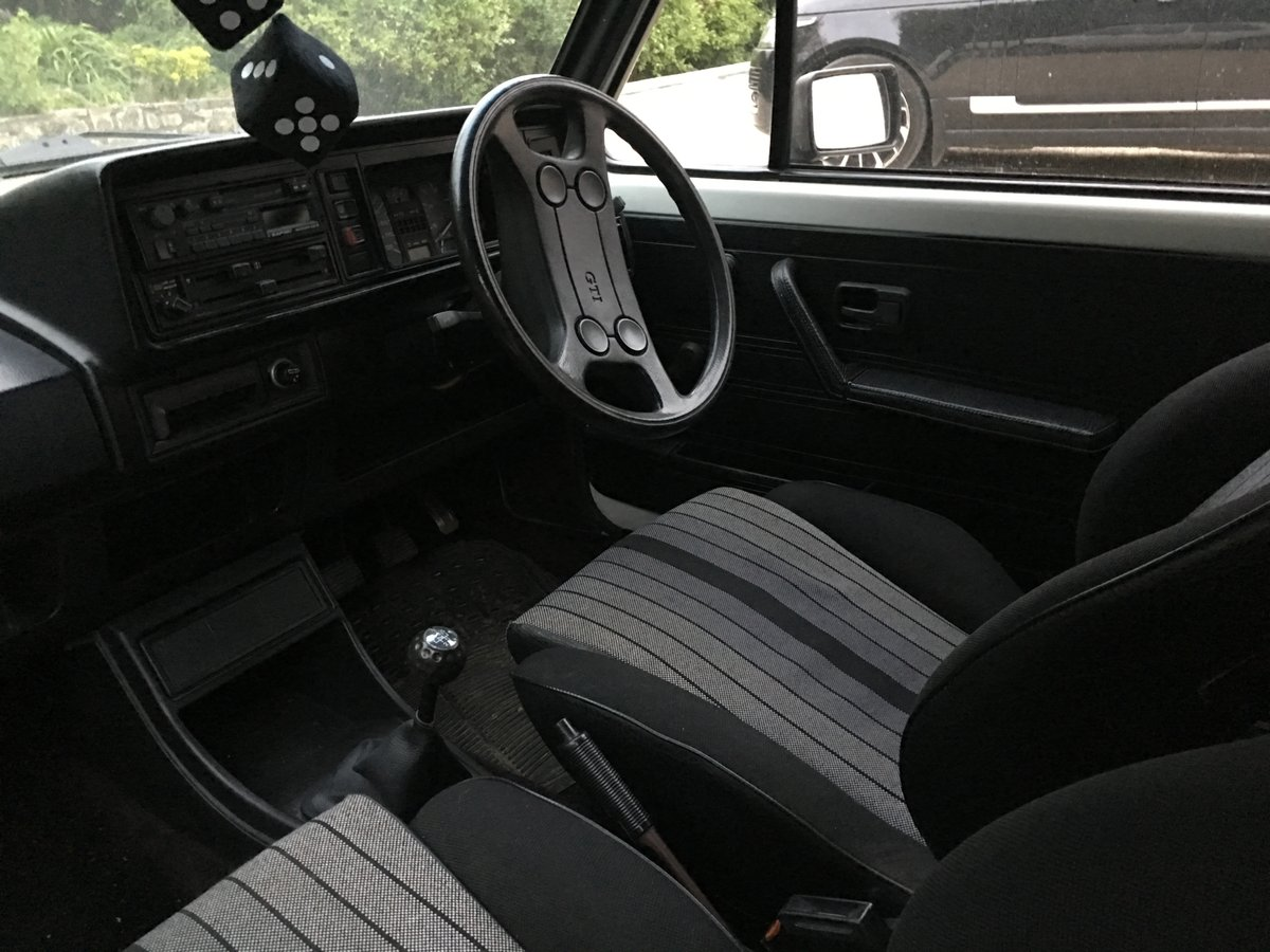 1981 Golf Gti Mk1 Expertly Restored For Sale (picture 5 of 6)