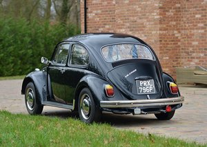 1968 Volkswagen Beetle 1300 SOLD by Auction