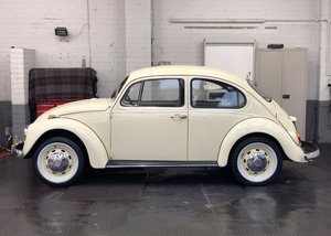1971 Volkswagen Beetle SOLD by Auction