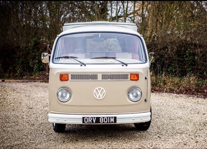 1974 Volkswagen T2 Camper SOLD by Auction (picture 2 of 6)