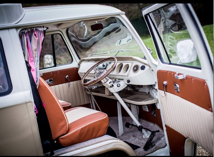 1974 Volkswagen T2 Camper SOLD by Auction (picture 4 of 6)