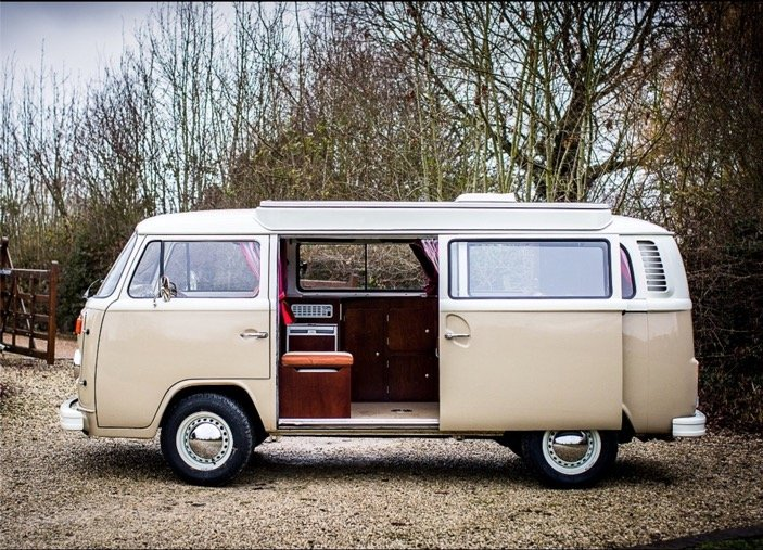 1974 Volkswagen T2 Camper SOLD by Auction (picture 6 of 6)