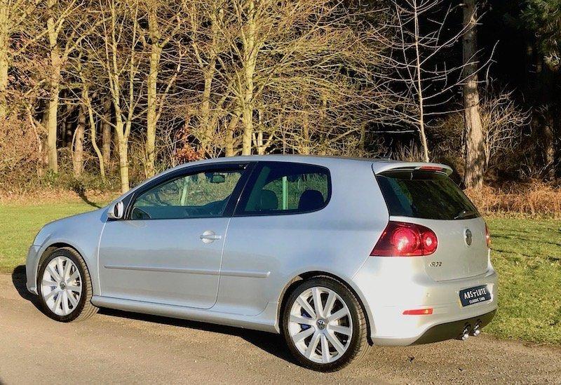 2006 Volkswagen Golf MkV R32 - 3dr, FSH, Top Spec, Show Winner SOLD (picture 2 of 6)