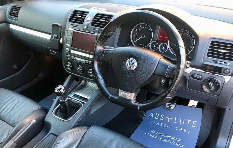 2006 Volkswagen Golf MkV R32 - 3dr, FSH, Top Spec, Show Winner SOLD (picture 3 of 6)