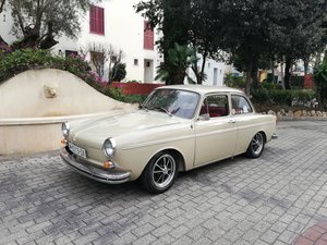 1972 VW Notchback For Sale