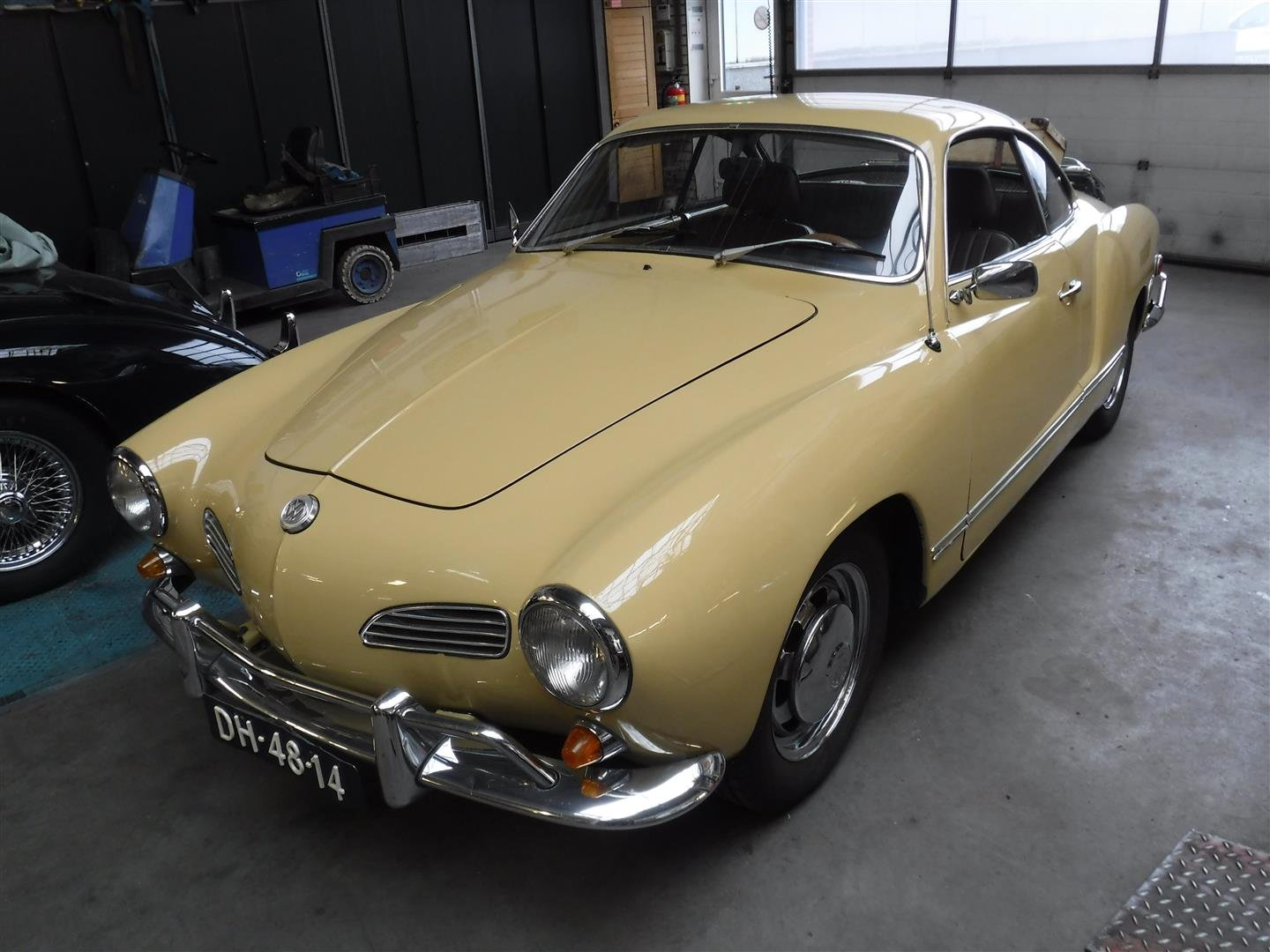 1969 VW Karmann Ghia coupé '69 For Sale (picture 1 of 6)