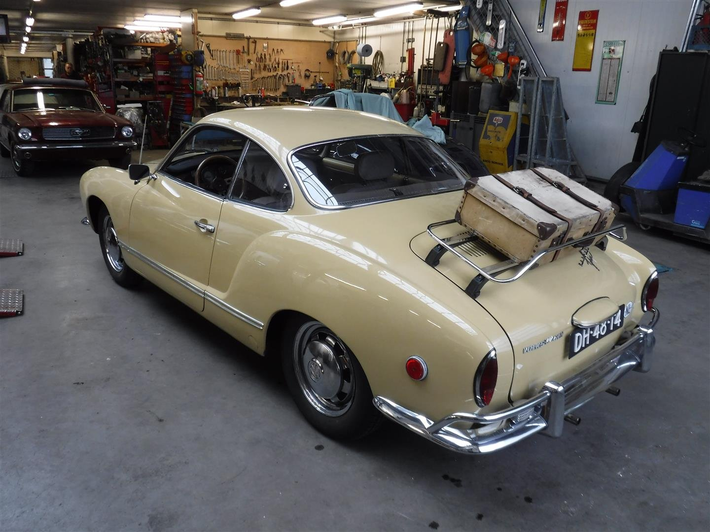 1969 VW Karmann Ghia coupé '69 For Sale (picture 2 of 6)