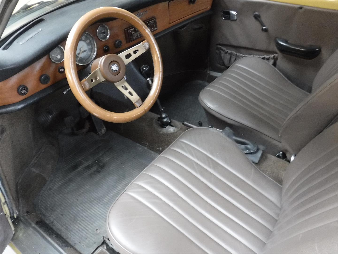 1969 VW Karmann Ghia coupé '69 For Sale (picture 3 of 6)