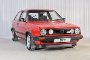 Picture of VW VOLKSWAGEN GOLF MK2 GTI 1.8 8V 3DR RED 1988  SOLD