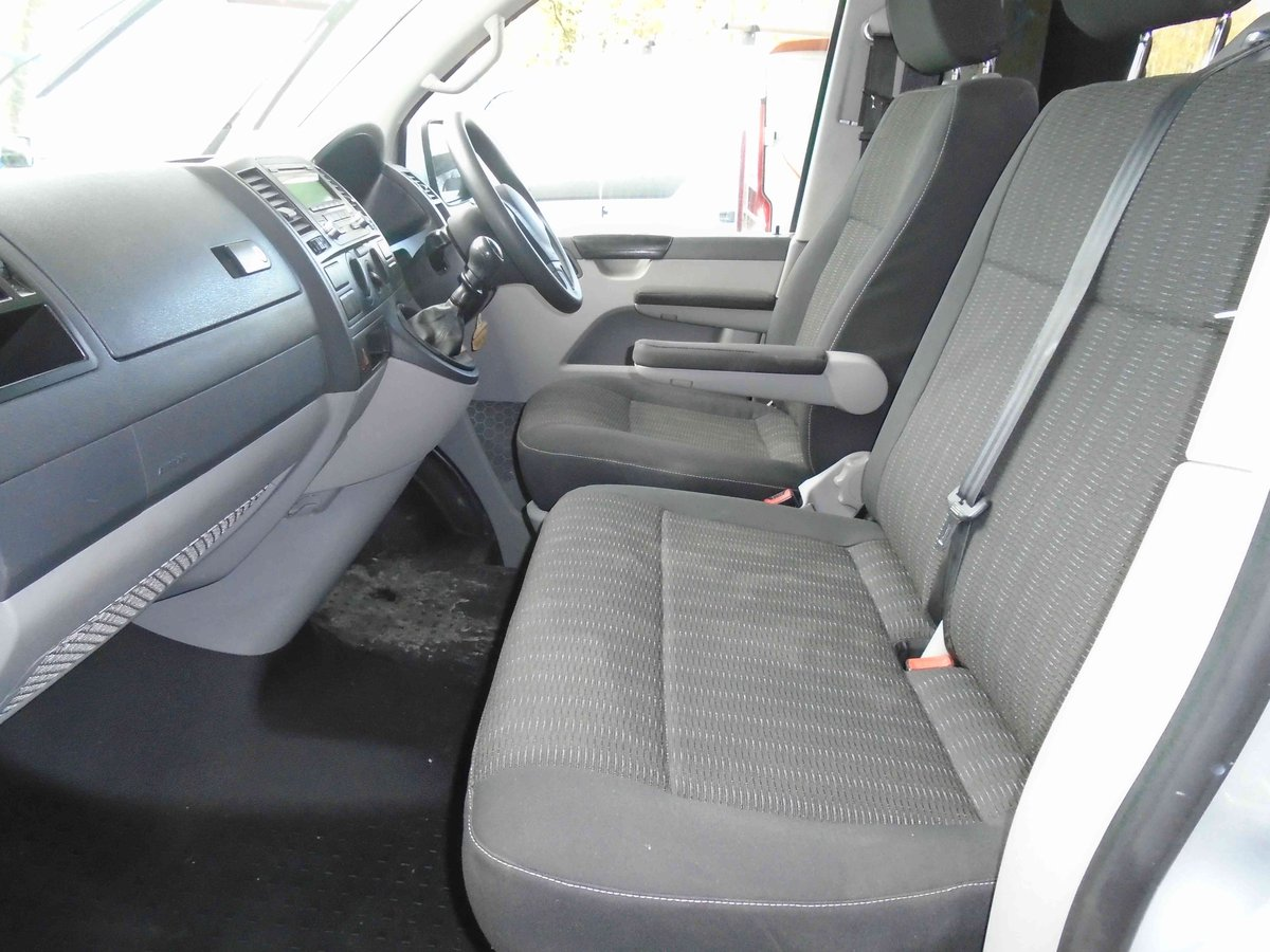 2014/64 VW TRANSPORTER KOMBI  CONVERSION 2.0 TDI 102 For Sale (picture 3 of 6)