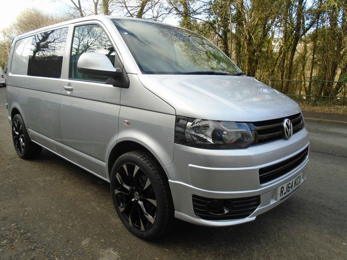 2014/64 VW TRANSPORTER KOMBI  CONVERSION 2.0 TDI 102 For Sale (picture 5 of 6)
