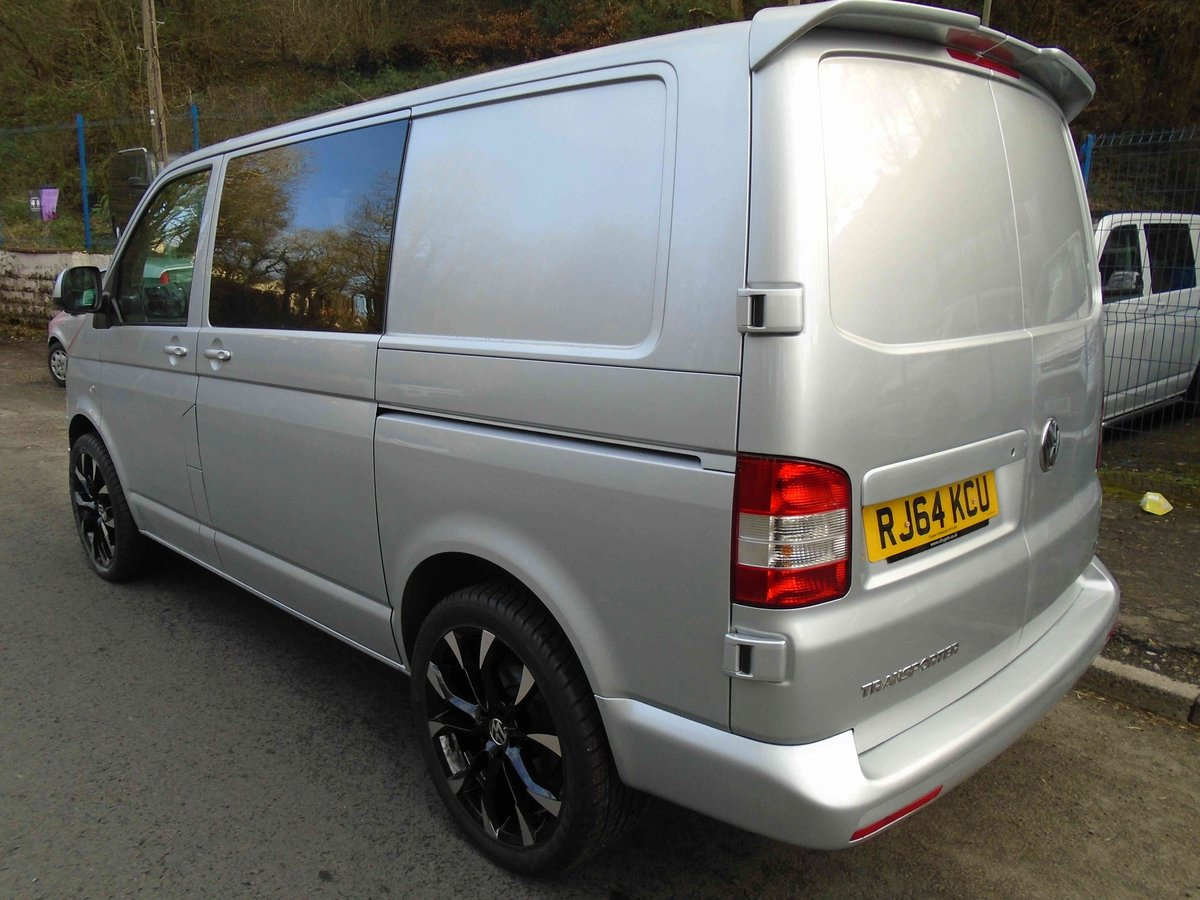 2014/64 VW TRANSPORTER KOMBI  CONVERSION 2.0 TDI 102 For Sale (picture 6 of 6)