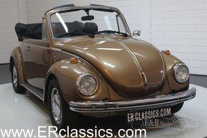 Volkswagen Beetle 1303 LS Cabriolet 1973 Top condition For Sale