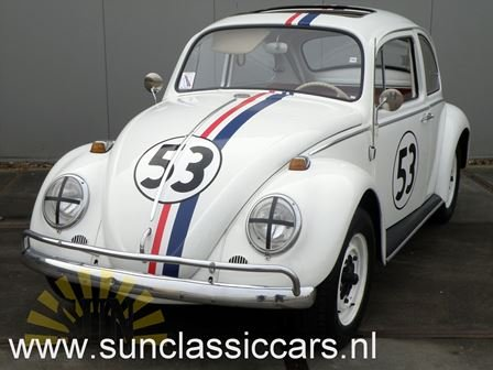 Volkswagen Beetle coupe 1966 For Sale (picture 1 of 6)