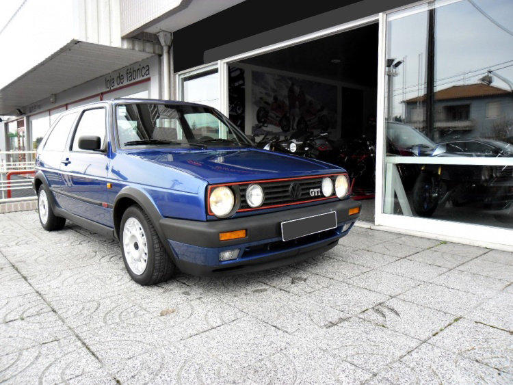 1991 Volkswagen Golf GTI 1.8 8V 112hp For Sale (picture 1 of 6)