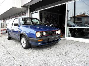 1991 Volkswagen Golf GTI 1.8 8V 112hp
