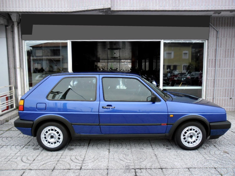 1991 Volkswagen Golf GTI 1.8 8V 112hp For Sale (picture 2 of 6)