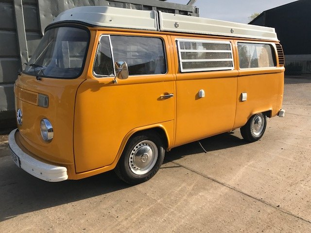 1976 LHD Californian import, complete repaint and mechanical  For Sale (picture 2 of 6)
