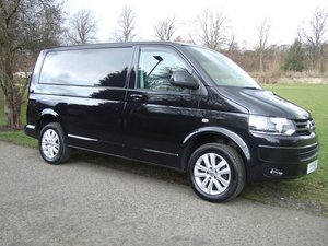 Picture of 2014 Mega-Spec T5! VW Transporter 180 Highline Six-Speed SOLD