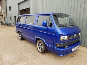 1988 Volkswagen T25 2WD Multivan Magnum edition For Sale