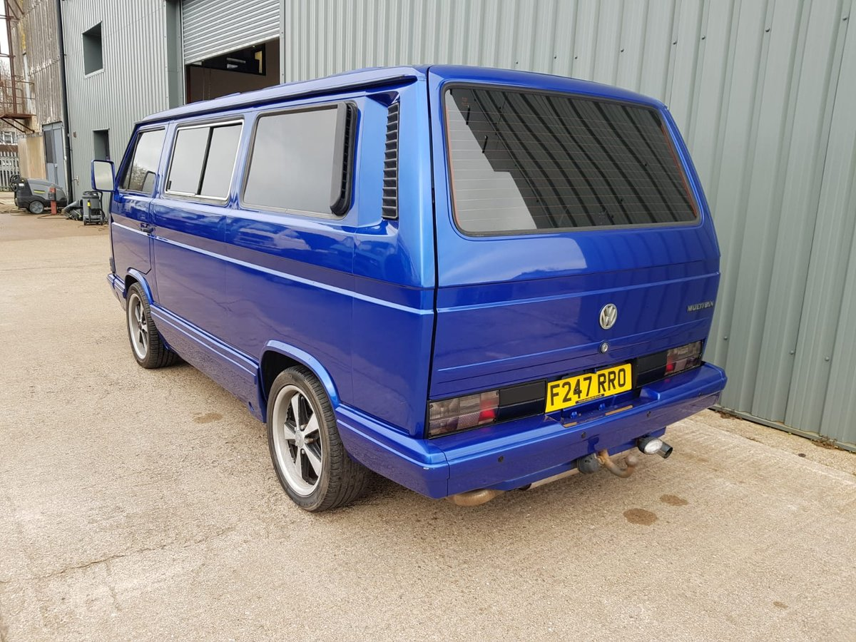 1988 Volkswagen T25 2WD Multivan Magnum edition For Sale (picture 2 of 4)