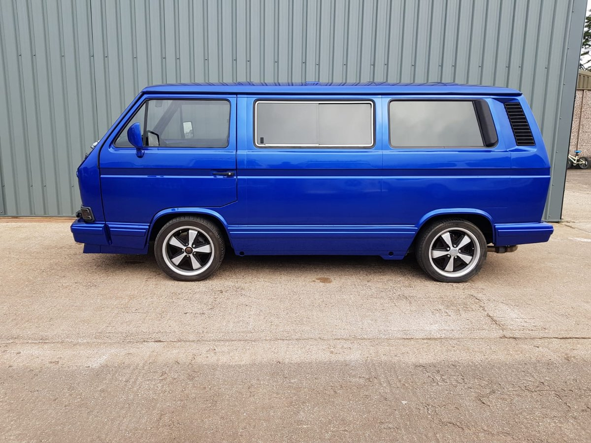1988 Volkswagen T25 2WD Multivan Magnum edition For Sale (picture 3 of 4)