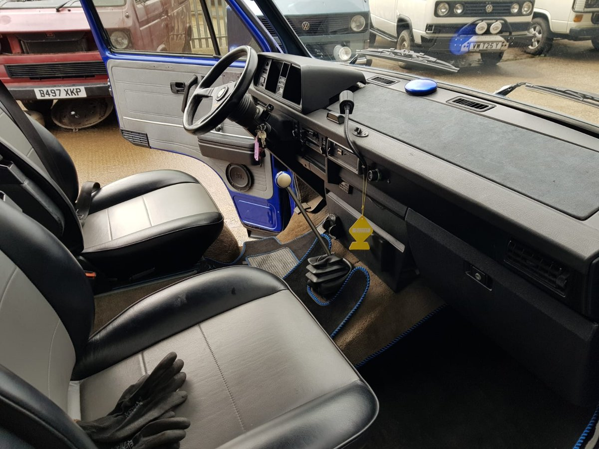 1988 Volkswagen T25 2WD Multivan Magnum edition For Sale (picture 4 of 4)