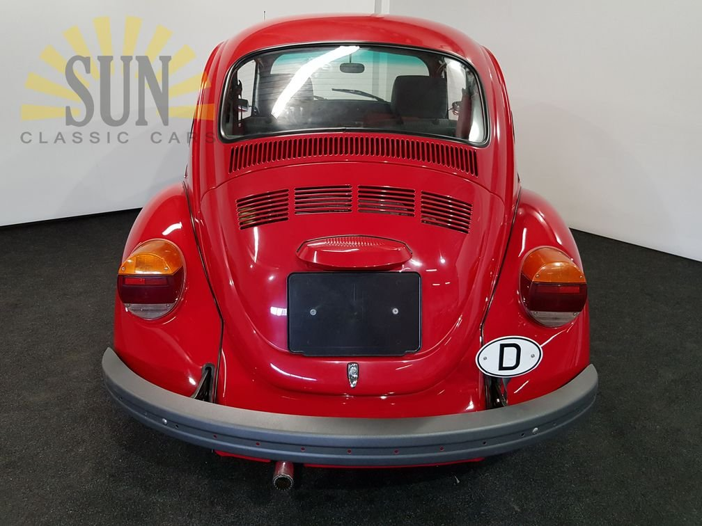 Volkswagen Beetle 1600 1992, good condition. For Sale (picture 4 of 6)