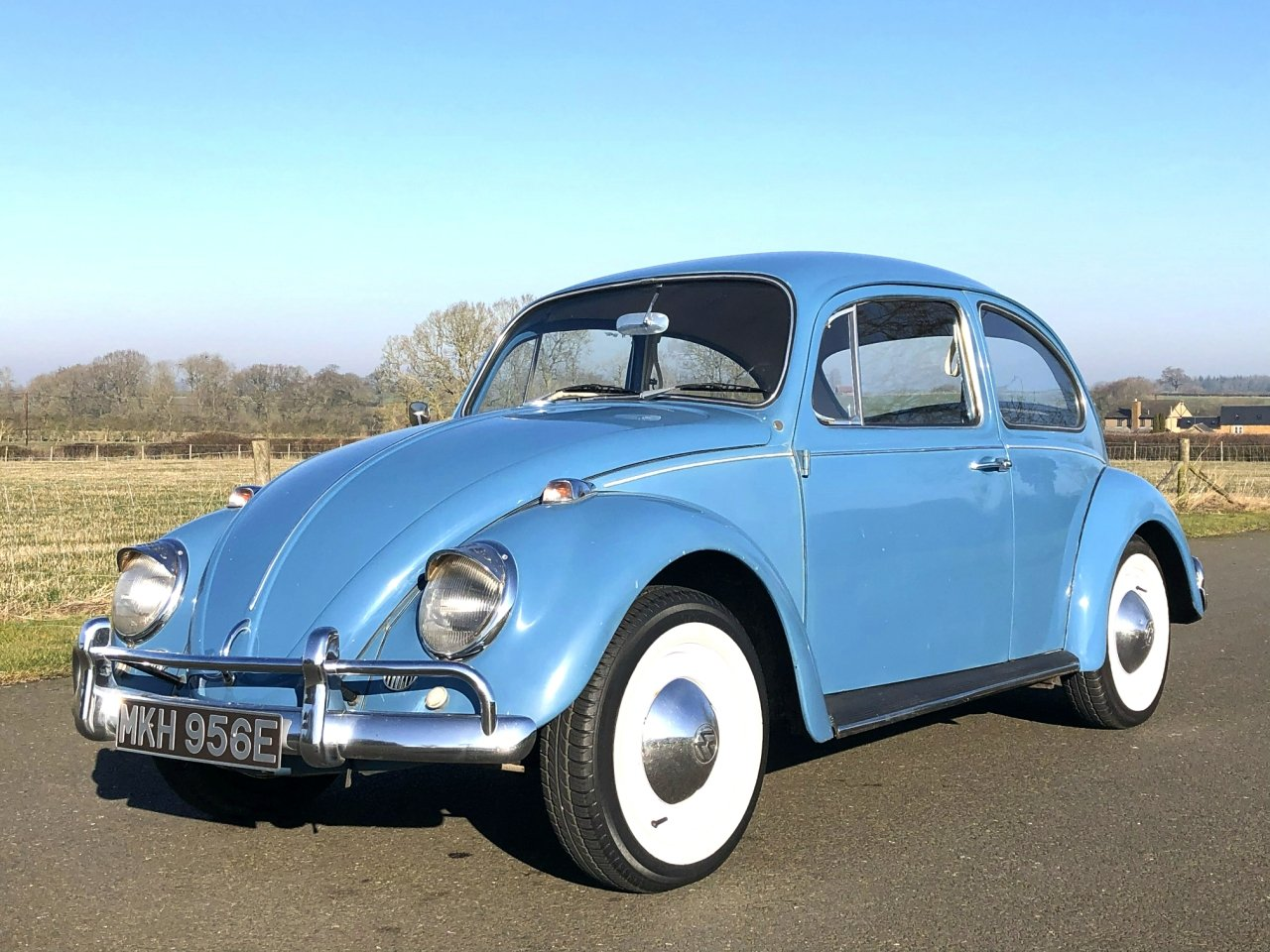 1967 Volkswagen Beetle 1300cc SOLD (picture 1 of 6)