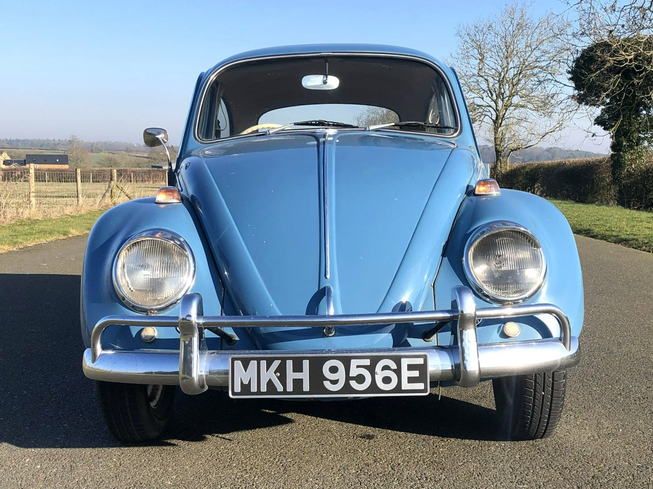 1967 Volkswagen Beetle 1300cc SOLD (picture 2 of 6)