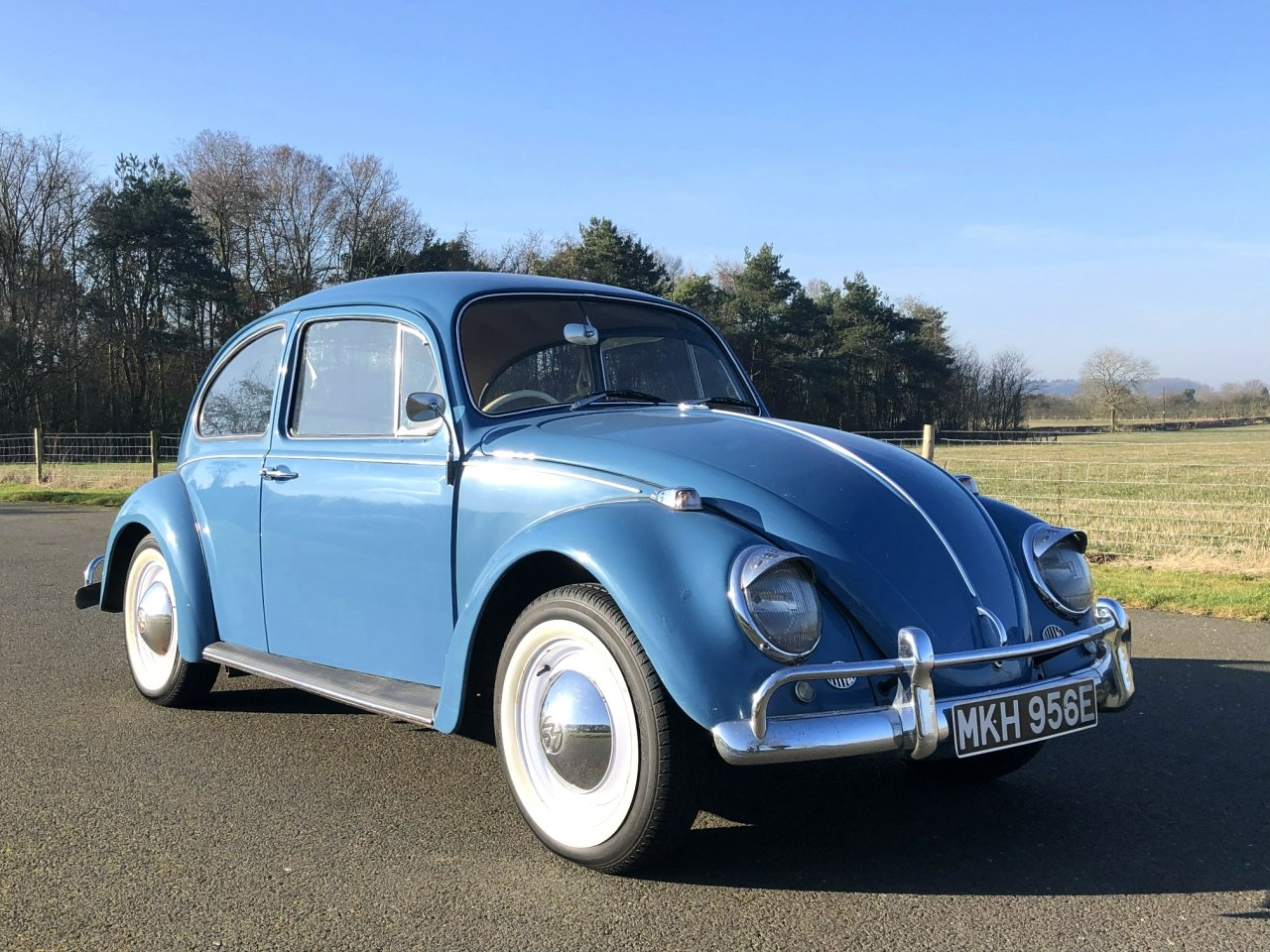 1967 Volkswagen Beetle 1300cc SOLD (picture 3 of 6)