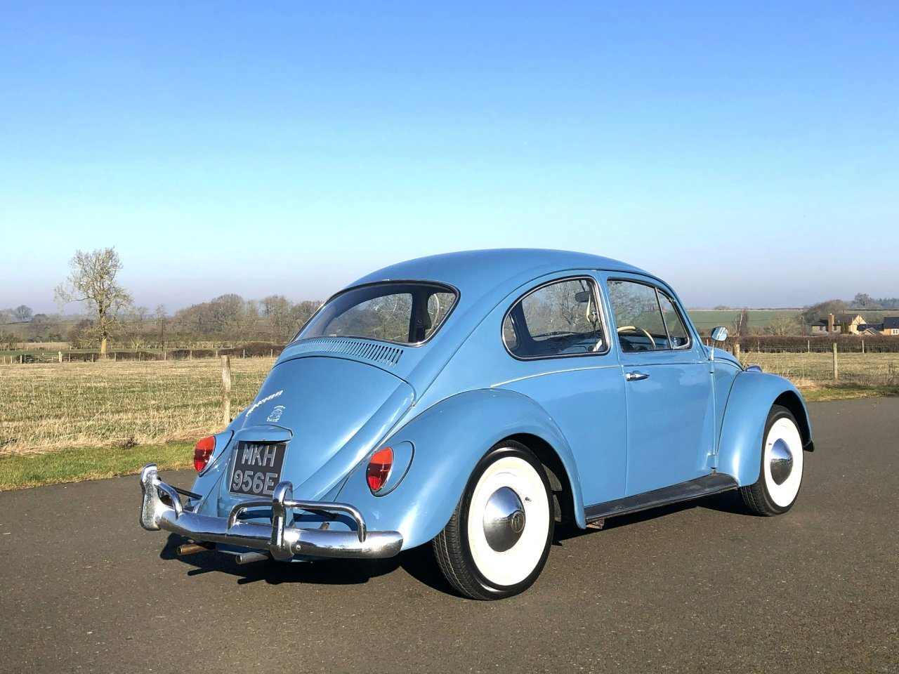 1967 Volkswagen Beetle 1300cc SOLD (picture 4 of 6)
